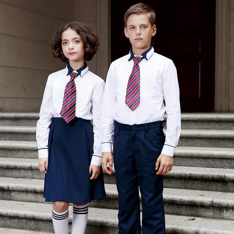 Vinuchi custom branded school ties